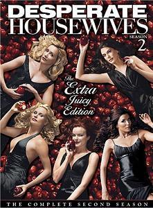 Những Bà Nội Trợ Kiểu Mỹ 2 - Desperate Housewives Season 2