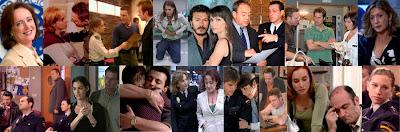 Escenas de la serie de Telecinco El Comisario 1999-2009
