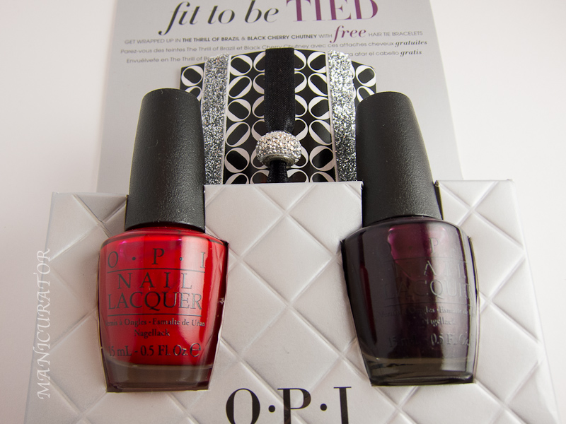 Manicurator Opi Holiday Gift Sets And Take Ten Freehand Nail Art
