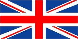 Bendera Inggris Raya yang Maju dan Koloninya dimana-mana....