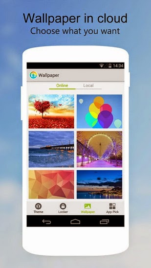 KK Launcher Prime (Lollipop &KitKat) screenshot