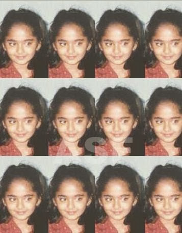 south indian actress anushka shetty childhood photos