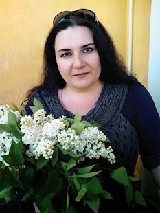 Художественный редактор нашего блога - Лена Саченко
