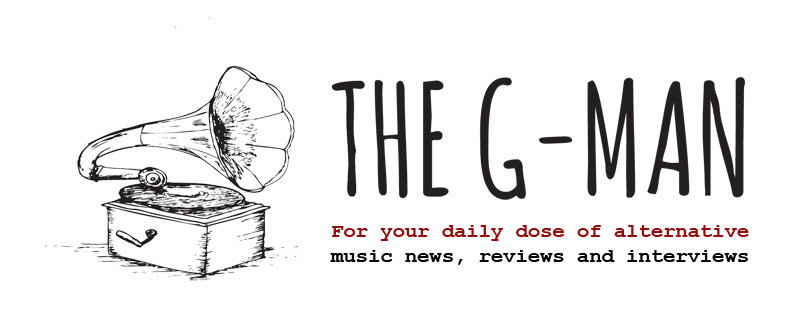 Alternative music blog with interviews, gig listings and more: The G-Man
