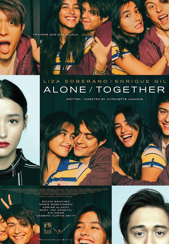 8 MAC 2019 - ALONE / TOGETHER ( TAGALOG)