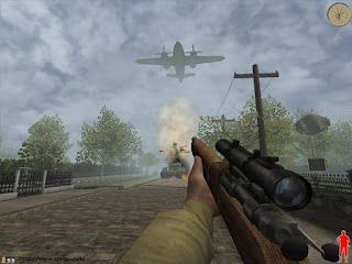 Download World War II Sniper Call To Victory For PC Full Version ZGASPC