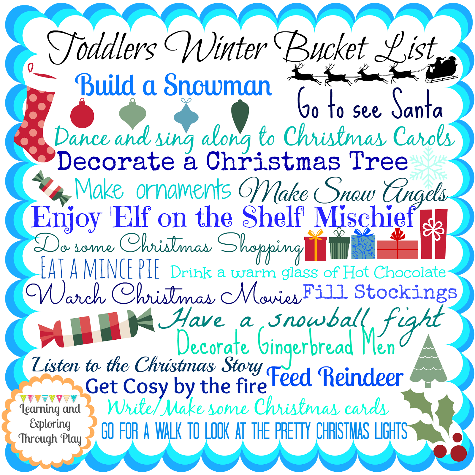 What To Get A Toddler For Christmas