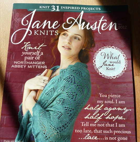 close knit: Jane Austen Knits Again