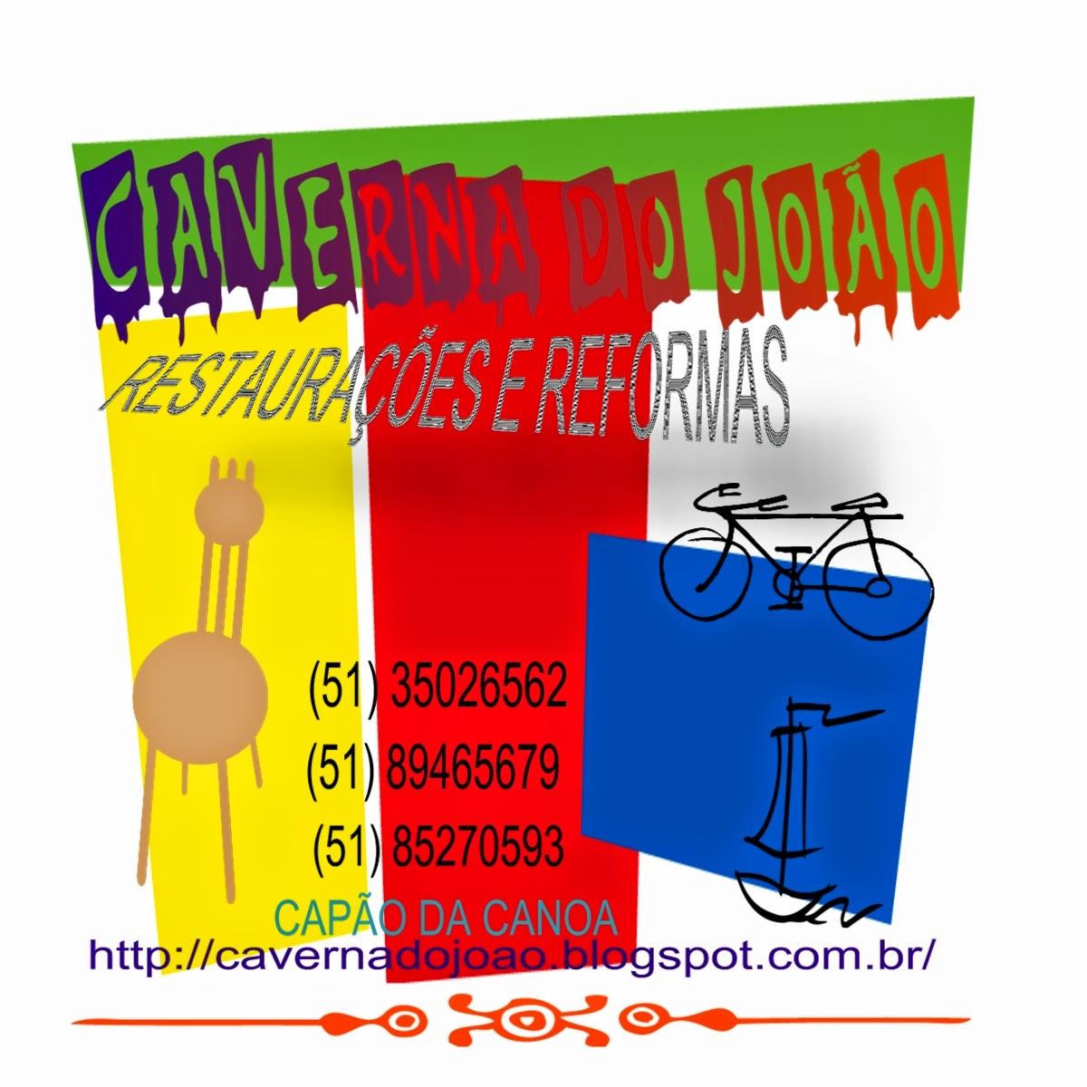 Caverna do João #0049B5 1200x1200