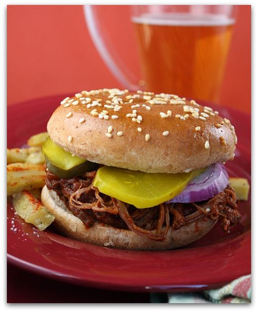 Slow Cooker from Scratch®: The BEST Slow Cooker Barbecued Beef ...