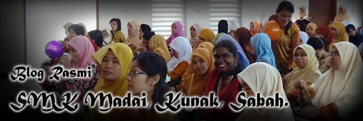 Blog Rasmi SMK MADAI, KUNAK SABAH