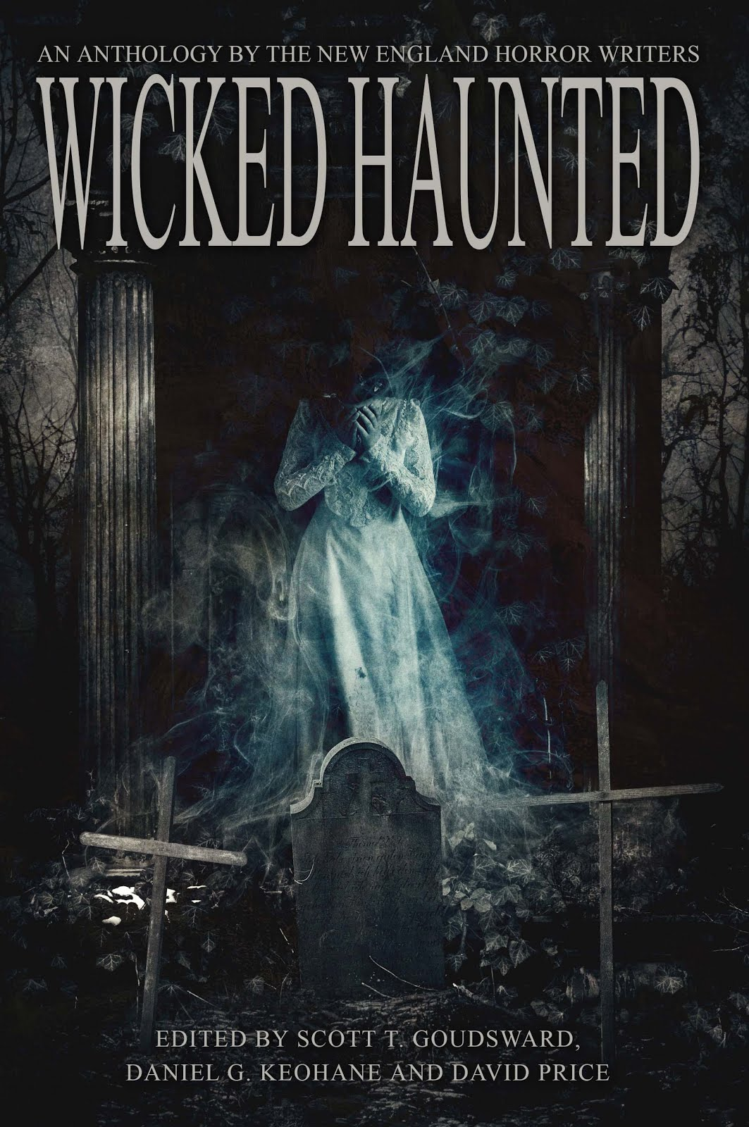 Wicked Haunted - our 5th book.
