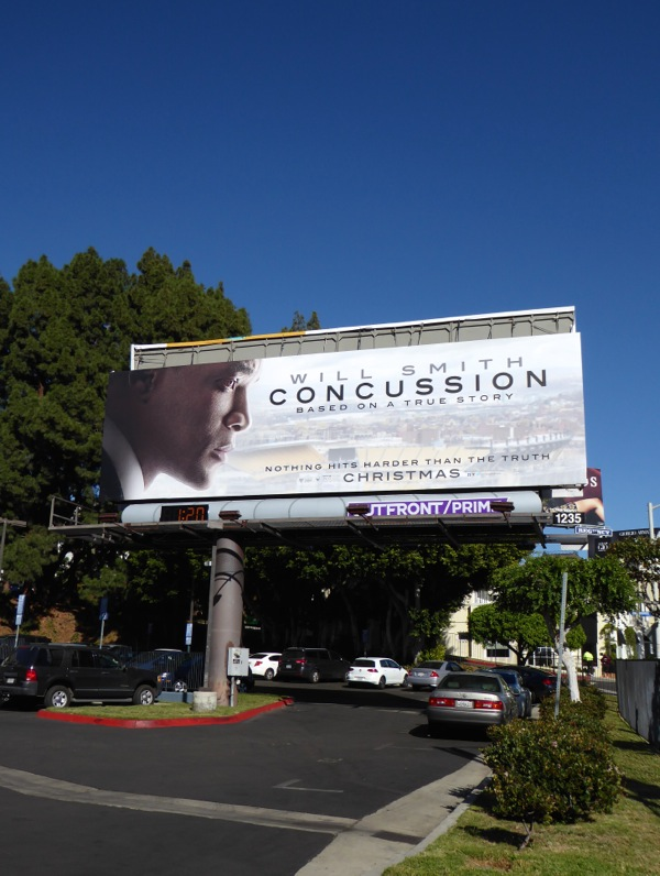Concussion billboard