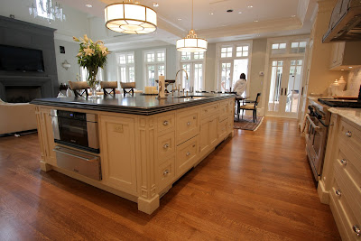 Simply beautiful kitchens the blog beaded inset for Building traditional kitchen cabinets pdf