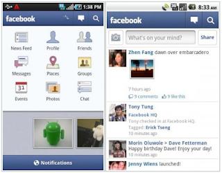 Aplikasi Facebook Android terbaik