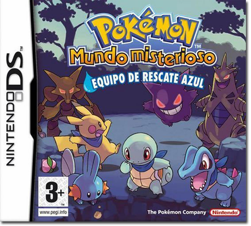 descargar pokemon mundo misterioso rescate rojo: