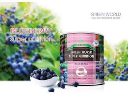 Super Nutrition Green World