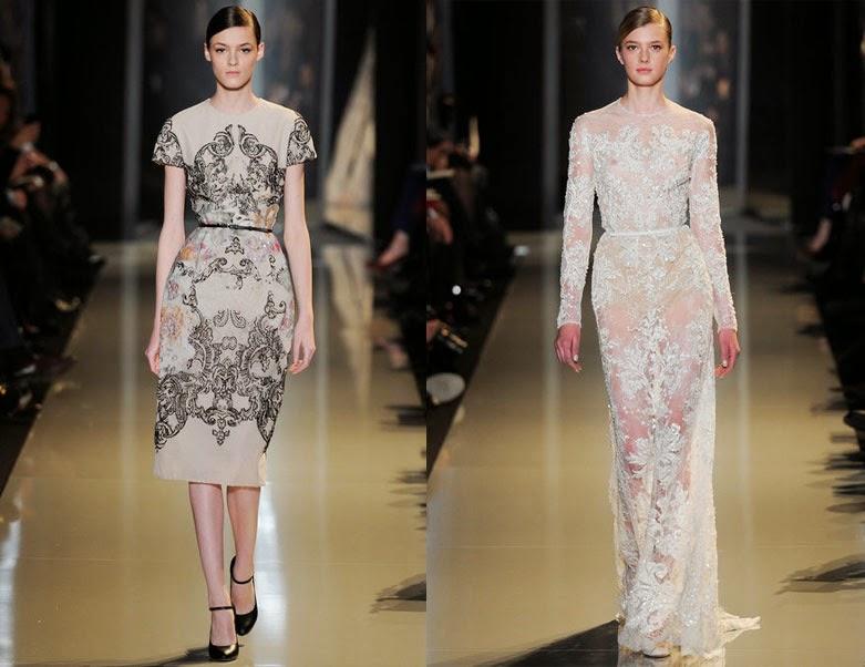 prom dress: Prom dress color trends 2015 refer to Paris Haute ...