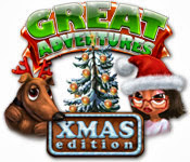 เกมส์ Great Adventures - Xmas Edition