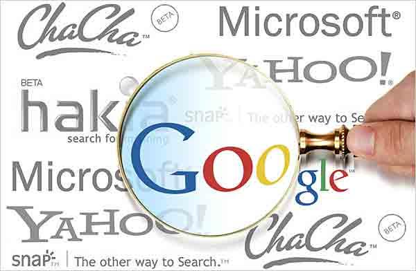Cara Bersenang-senang dengan Google