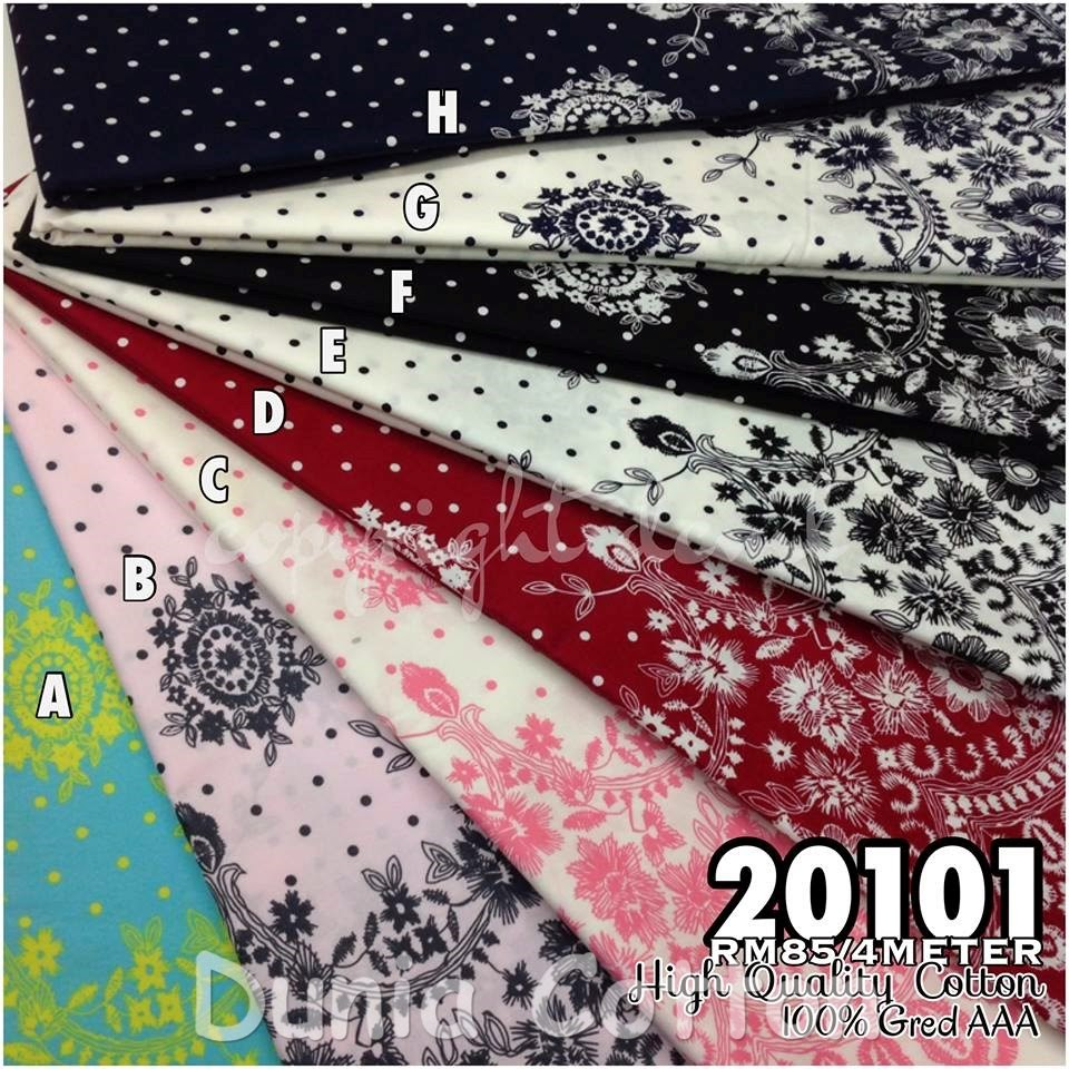 Album 20100 English Cotton Gred AAA Straight