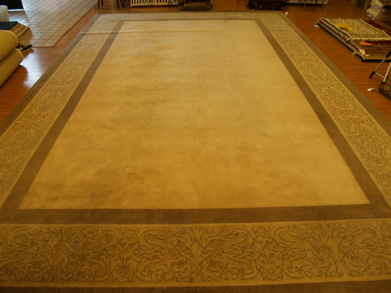 how to deep clean oriental rugs