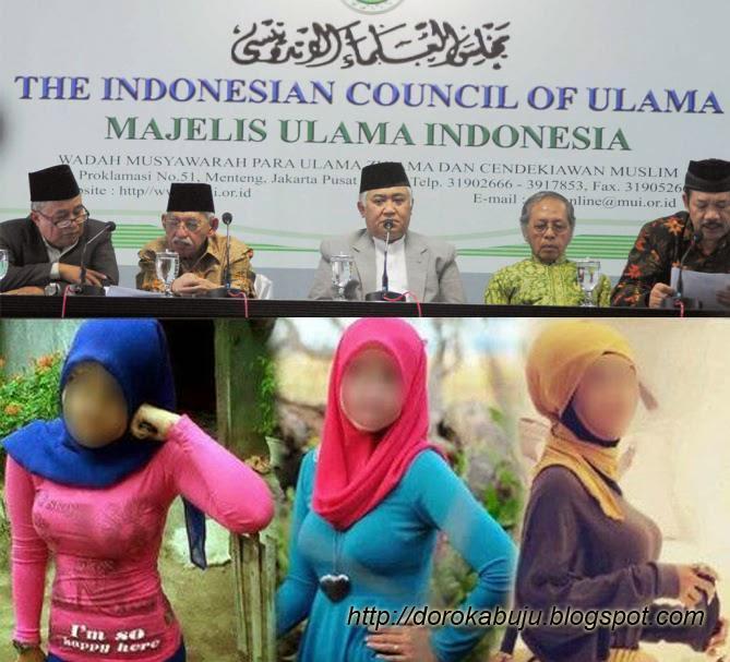 jilboobs atau jilbab ketat