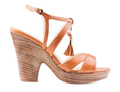 sandalia tacon madera sacha london
