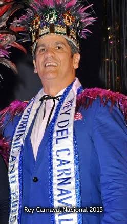 Rey Carnaval Nacional 2015