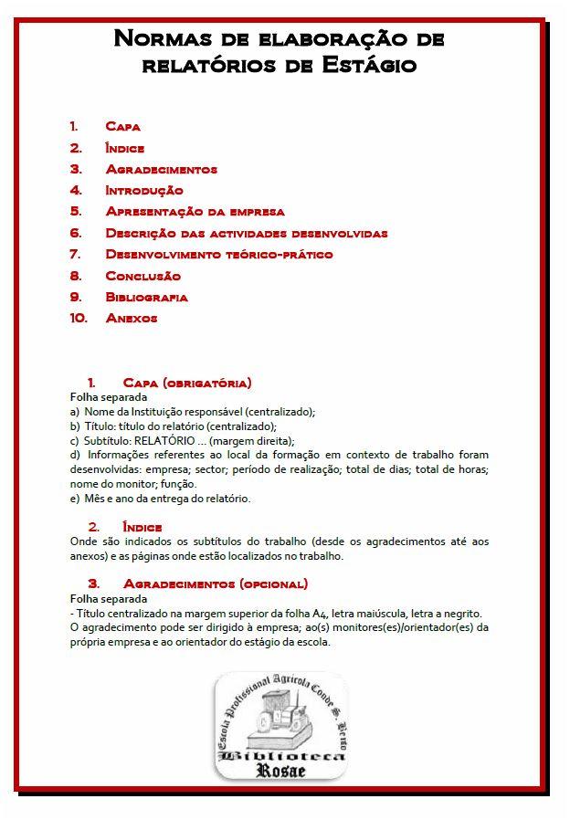 SEGURANÇA DO TRABALHO, CONTROLE DE QUALIDADE E MEIO AMBIENTE ...: work-security.blogspot.com/2011/06/relatorio-de-estagio.html