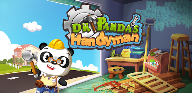 Dr Panda's Handyman Android Game APK FILES™ Full Version 1.3