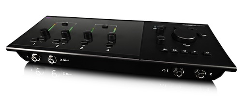Interfaces de audio. Fast Track C600, de Avid