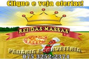 REI DAS MASSAS