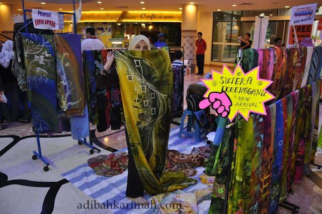 kisah adibah karimah sebelum menceburi bisnes korset premium beautiful bersama green leaders group adalah penjual batik terengganu