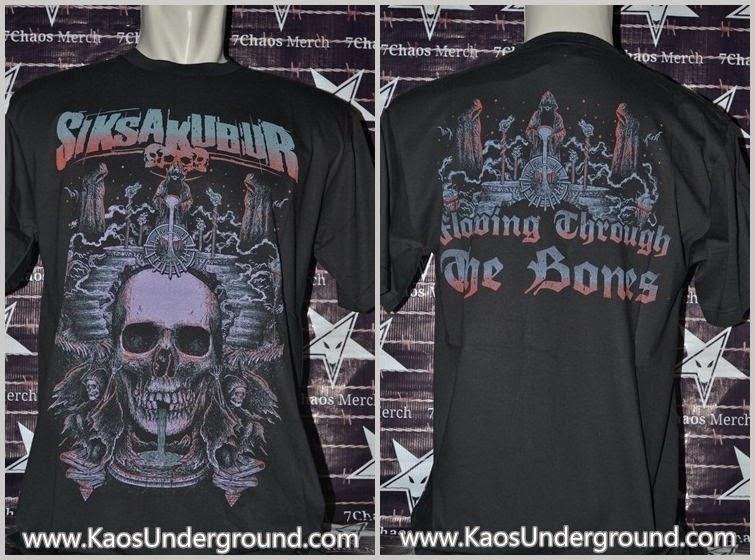 kaos band siksa kubur deathmetal underground