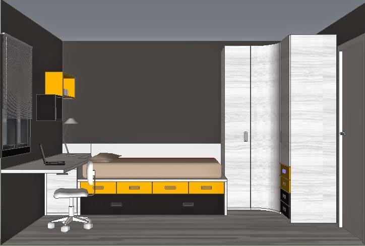 Dormitorios Infantiles Barcelona. Great Camas Y Literas With ...