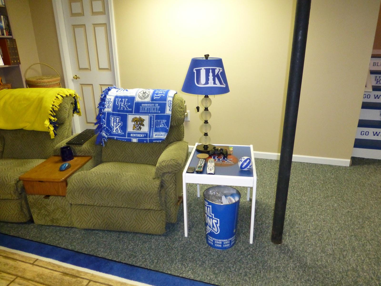 University Of Kentucky Man Cave Ideas : Kentucky wildcats party supplies city