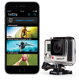 HERO3+ Download the GoPro App