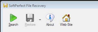 Programa que recupera arquivos apagados