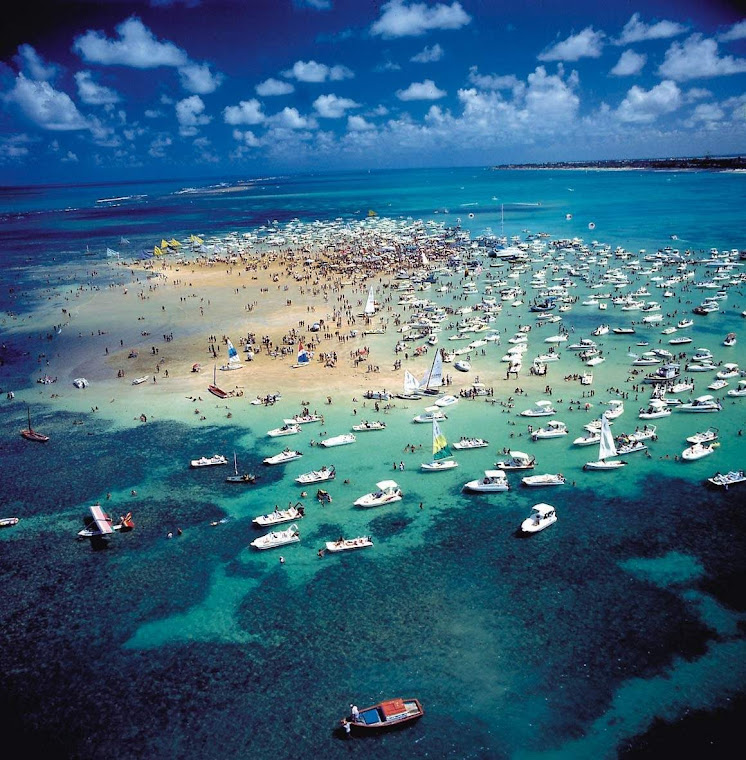 Praia em João Pessoa & Paraíba