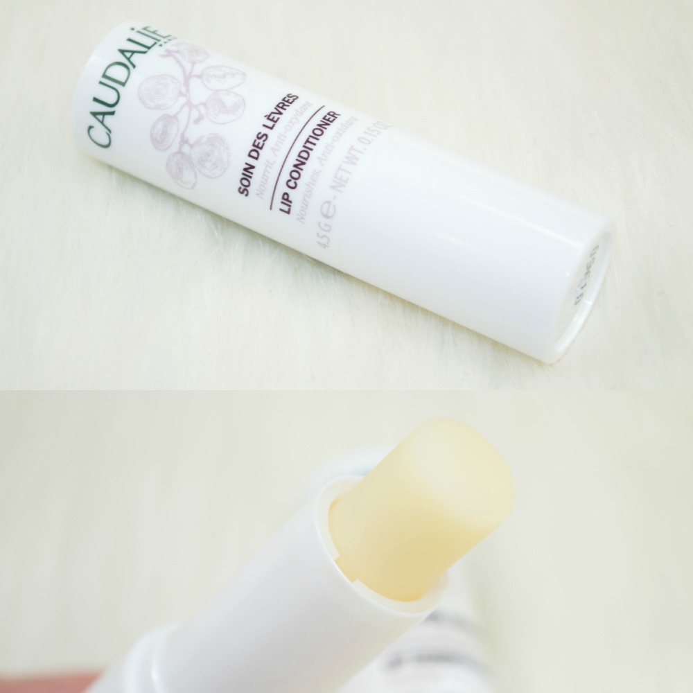 Caudalie Pamplemousse Rose Lip Conditioner & Hand Cream Winter Duo