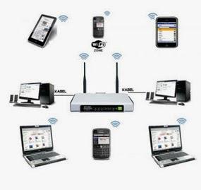 3G/4G  Wifi Internet untuk Rumah dan Kantor