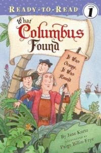 bookcover of  What Columbus Found