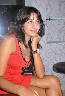 Sanjana Hot Boobs Photo