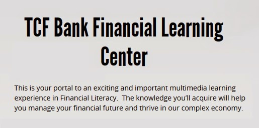 TCF Bank financial learning center