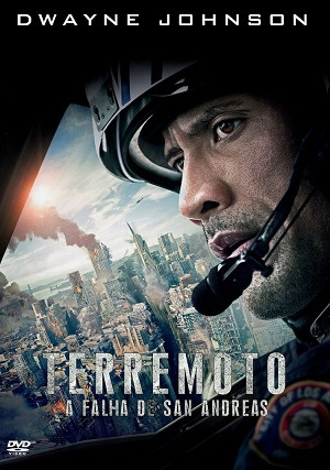 Terremoto - A Falha de San Andreas Blu-Ray Filmes Torrent Download capa