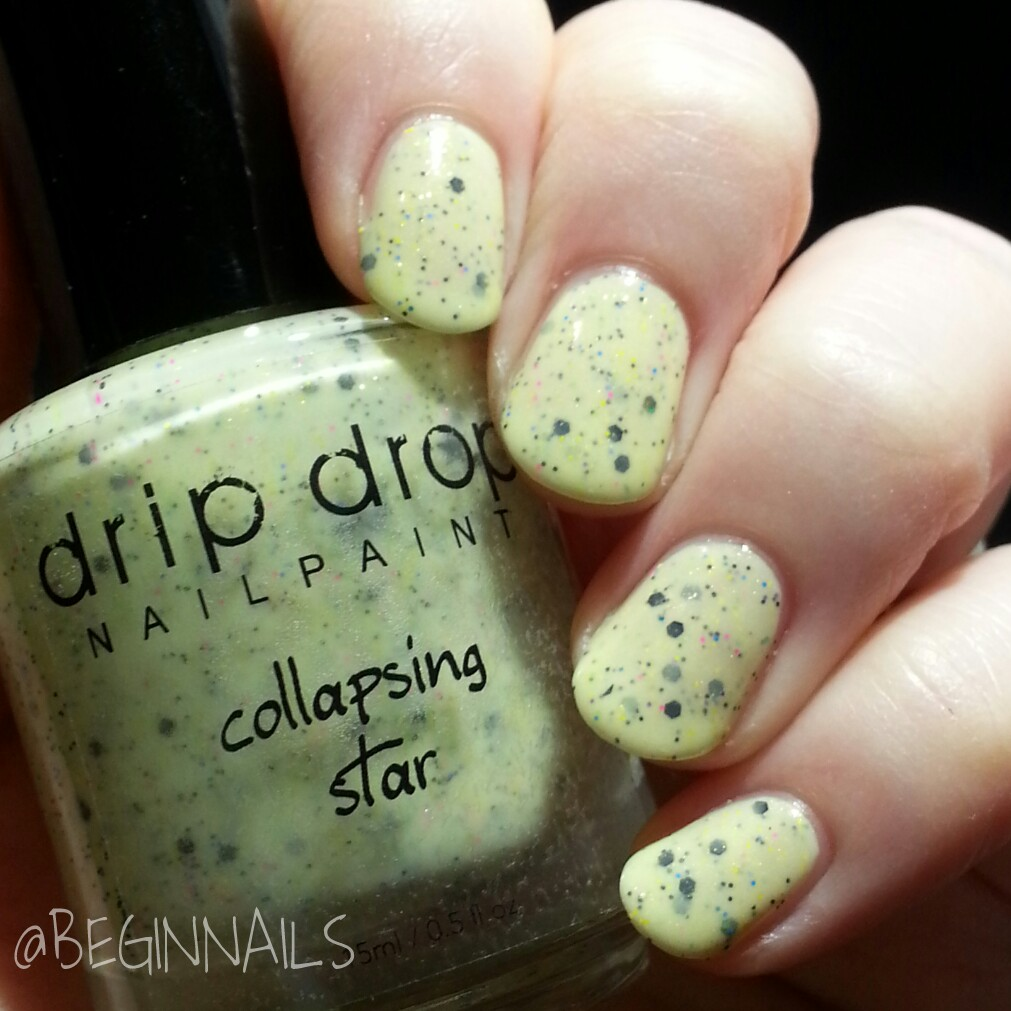 Let\'s Begin Nails: Drip Drop Nail Paint\'s Exploding Galaxies ...
