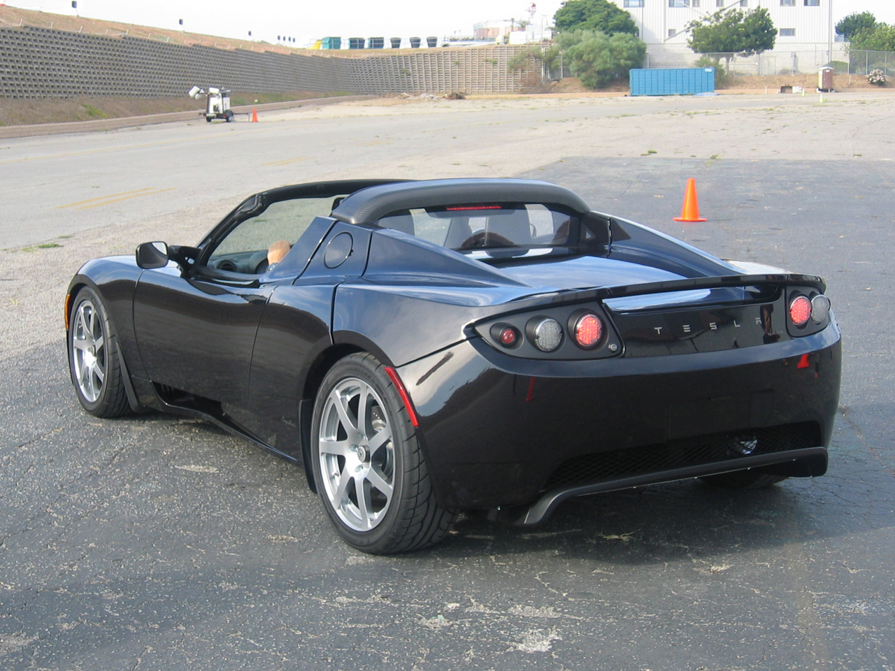 Hd Cars Wallpapers Tesla Roadster