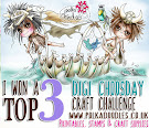 Top 3 Digi choosday challenge week nº49