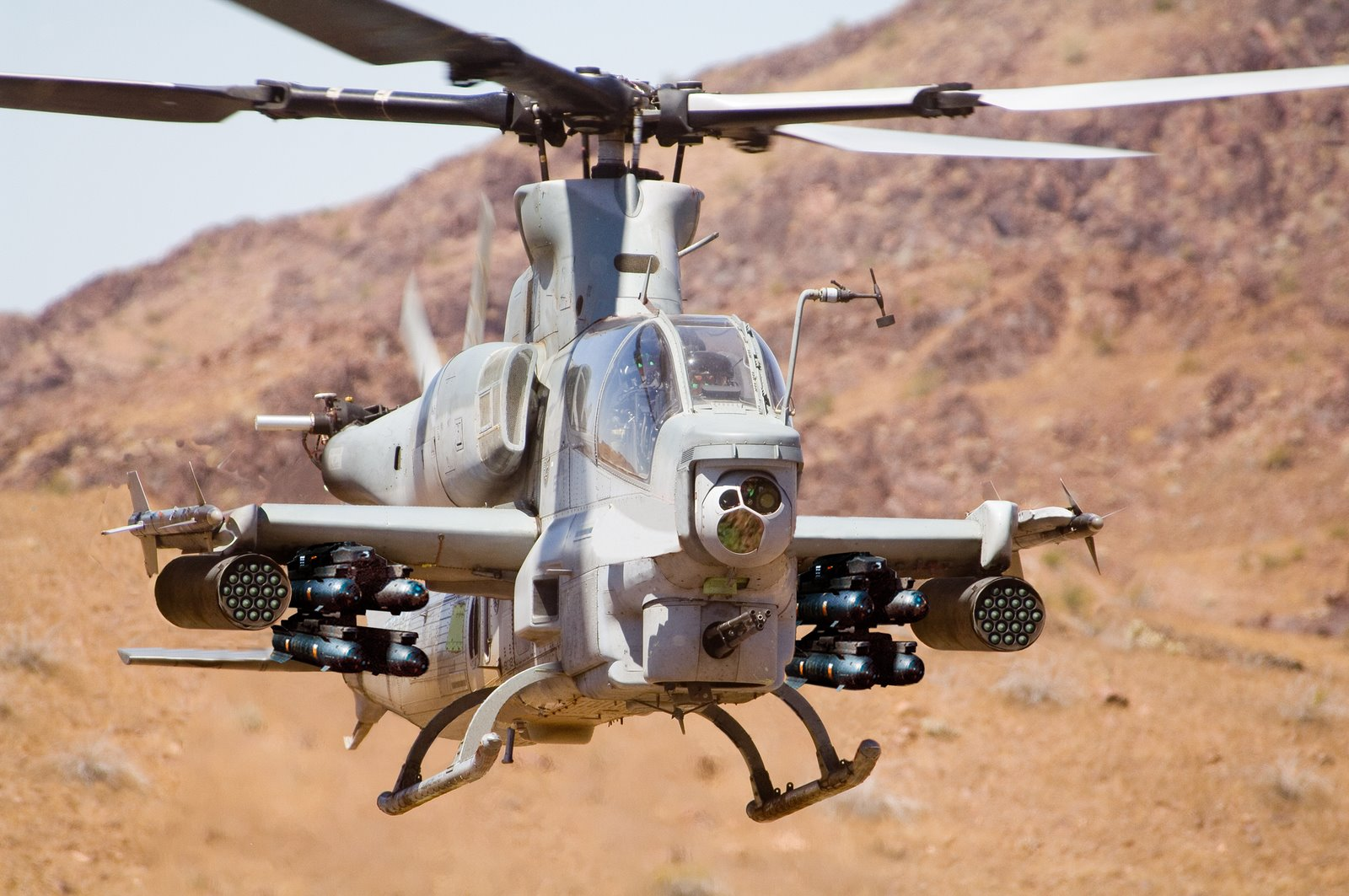 Cool Jet Airlines: AH-1 Cobra Helicopter